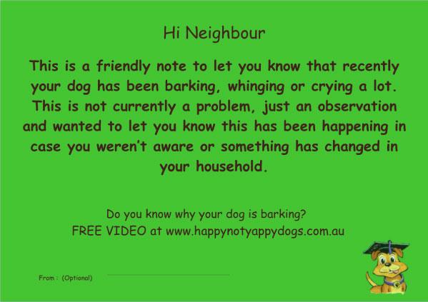 Happy Not Yappy | Happy Not Yappy Dogs